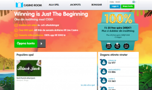 Casino Room casino på nätet