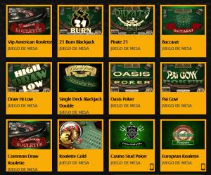 casino extra juegos