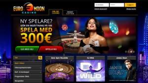 Euromoon casino på nätet