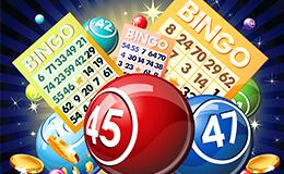 Bingo miniatyr bild