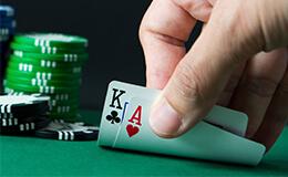 Blackjack miniatyr bild