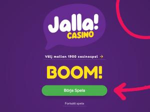 Jalla casino i sverige